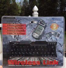 Micro Innovations Wireless Link Handheld Universal PDA Keyboard Infared TKB680PK