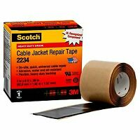 Scotch Cable Jacket Repair Tape 2234, 2 in x 6 ft