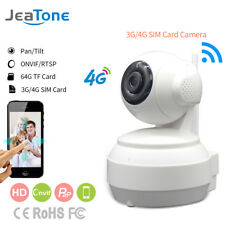 4G SIM Card Mobile IP Camera HD 720P Video Transmission Via 4G FDD LTE Netowrk