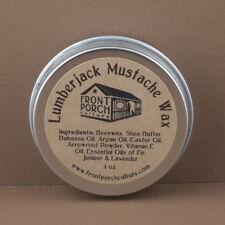 Lumberjack Mustache Wax - 1 oz