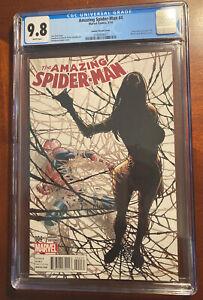 Amazing Spiderman #4! Ramos 1:10 Variant! 1st Appearance of Silk!! CGC 9.8!!
