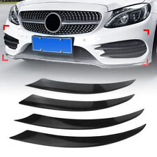 Front Air Vent Cover Trim For 2015 2016 17 2018 Mercedes-Benz C Class Sport US