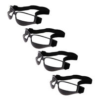 4X Heads Up Basketball Dribble Dribbling Specs Goggles Glasses Training Aid