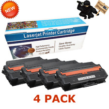 4PK MLT-D115L Toner Cartridge for Samsung Xpress SL-M2830DW SL-M2880FW Printer