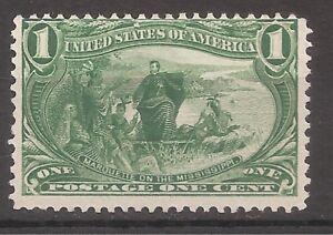 US   Sc# 285   Mint No Gum   Cat Val $ 25        gtc20