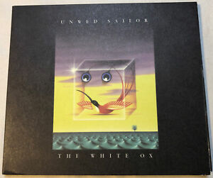 The White Ox - Unwed Sailor (CD, Oct-2006, Burnt Toast Vinyl)