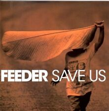 FEEDER Save Us 3 TRACK CD  NEW - NOT SEALED