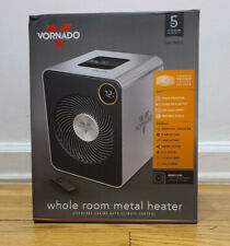 Vornado VMH600 EH1-0117-83 Stainless Steel Heater With Auto Climate Control