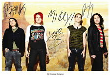 """029 My Chemical Romance - American Rock Band Music Star 20""""x14"""" Poster"""