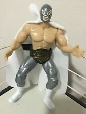 EL SANTO Wrestler 7in Action Figure Mexican Toys LUCHA LIBRE MEXICANA