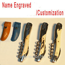 A Personalized Service for Customization to LaguioleCorkscrew Wine Bottle Opener