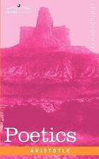 Poetics by Aristotle (2008, Paperback, Unabridged)