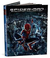 SPIDERMAN - EVOLUTION COLLECTION (5 BLU-RAY 4K UHD + BLU-RAY) Limited Edition