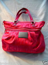Coach Poppy Storypatch Pink Glam Tote 15301 ***Limited Edition***
