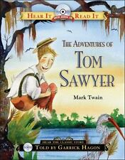 Hear It Read It Classics: Adventures of Tom Sawyer 0 by Mark Twain and Naxos /D