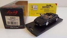 """Bang - 8003 - Ferrari 348 TS """"Stradale"""" noire (1/43)"""