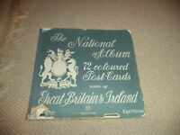 Postcard Album Book 56 Vintage Post Cards The National Album 8th Edition