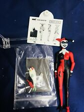 DC Collectibles Batman the Animated Series Harley Quinn with Accessories