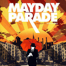 1 CENT CD A Lesson In Romantics - Mayday Parade