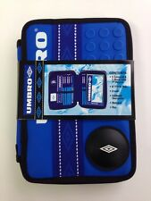 Helix Umbro Football Pencil Case Set Limited Edition Ruler Eraser Notepad Pencil