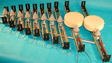 "12"" eBridge Electronic Mono-Trigger DropIn Acoustic Conversion Assembly DIY Drum"