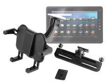 Kit de montaje en el coche de tablet para Toshiba Folio 100 con Ventosa & Reposacabezas Titular