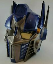 2006 Hasbro Transformer Optimus Prime Talking Voice Changing Helmet Mask Tested