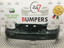 1999 - 2005 GENUINE MAZDA MX5 REAR BUMPER P/N: NC10-50221