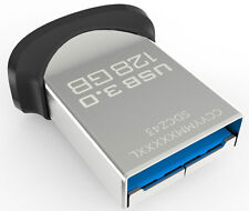 SanDisk Ultra Fit 128 GB  USB 3.0 Flash Drive SDCZ43 128GB PenDrive