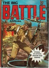 The Big Battle Annual by  - Book - Pictorial Hard Cover - Annuals - Boys