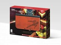 Nintendo 3DS LL Samus Edition New From Japan