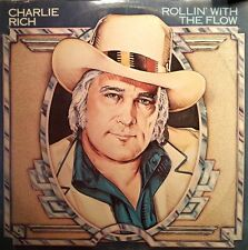 CHARLIE RICH LP ROLLIN' WITH THE FLOW 1977