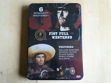 Fistfull of Westerns (DVD, 2013, 3-Disc Set) 6 SPAGHETTI WESTERNS