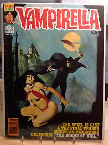 VAMPIRELLA #96 (MAY1981) VF/NM WARREN MAGAZINE