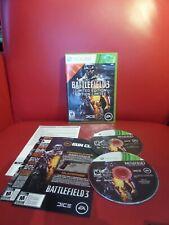 Battlefield 3 -- Limited Edition (Microsoft Xbox 360, 2011)
