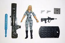 GI JOE COVER GIRL Rise of Cobra Action Figure ROC COMPLETE 3 3/4 C9+ v2 2009
