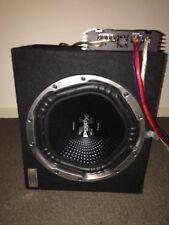 Sony subwoofer box 1000W Box121LB + Sony fusion encounter EN-1502
