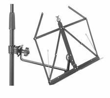 Stagg Scl-Mus Foldable music stand arm with clamp and lyra design