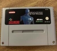 Rise of the Robots (Super Nintendo Entertainment System / SNES) - Cartridge only