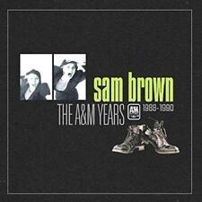 Sam Brown - The A&M Years 1988-1990 (NEW 4CD+DVD)