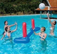 Floating Pool Volleyball Set Bestway Inflatable Volley Ball Water Sport Games