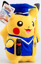 "10"" inches Doctor Graduation Pikachu Pokemon Pocket Monster Plush Toys"