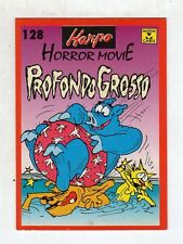figurina card - HARPO MASTER CARDS  - numero 128