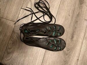 Irish dance soft shoes size 4