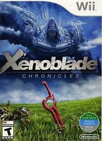 Xenoblade Chronicles (Nintendo Wii) Brand NEW!!