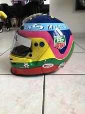 Bell K1 Helmet F1 Villeneuve Renault