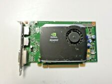 HP Nvidia Quadro FX 580 512MB GDDR3 PCIe DVI DP Video Card 519295-001 508283-001