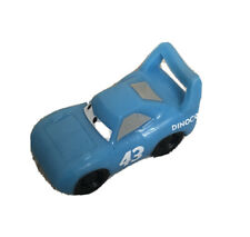 Disney Ooshies Pixar Cars The King Dinoco 43 BLUE Rare Figure Toy