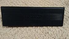 OEM 88-91 Honda Civic CRX Stereo Blank Plate USDM CDM RARE