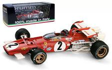 Brumm R313C-CH Ferrari 312B #2 Italian GP 1970 - Jacky Ickx 1/43 Scale